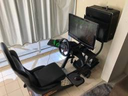 Cockpit Simulador Xtreme Racing