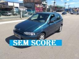 Fiat palio 2000 financiamento com score baixo