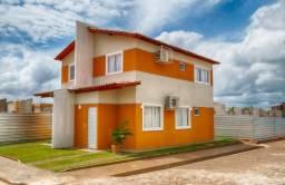 Casas duplex na zona sudeste com subsidio de até R$ 21.090,00 em condominio fechado