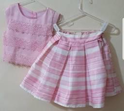 Lindos vestidos festa Petit Cherrie/Matinne R$240 os 4