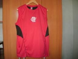 Camiseta Regata do Flamengo - Produto Licenciado - Ótimo Estado 3f1930d22ba28