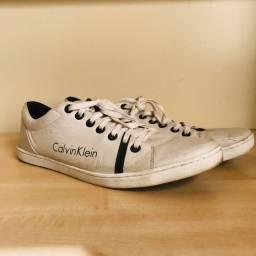 Tênis Calvin Klein tamanho 43