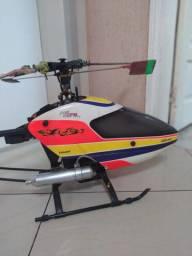 Helicóptero Aeromodelismo 2.500,00 (Dois mil e quinhentos) Aceito cartão e divido!