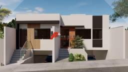 Casa com ótima área gourmet e acabamento no bairro Vale do Sol 2