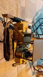 Trator de esteira em aço( réplica ) R$ 499
