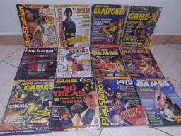 33 revistas de game