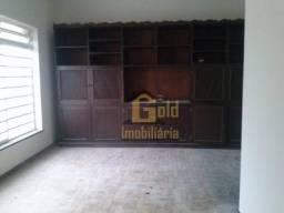 Casa com 5 dormitórios para alugar, 100 m² por R$ 1.500,00/mês - Vila Seixas - Ribeirão Pr