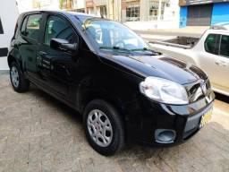 Fiat Uno Vivace 1.0 Preto