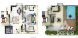 Apartamento duplex com 3 quartos no Edifício The Ocean Residence Guaratuba - Bairro Centro