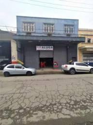 Galpão para alugar, 568 m² por R$ 10.000/mês - Paquetá - Santos/SP