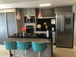 Apartamento com 2 dormitórios à venda, 81 m² por R$ 750.000 - Alphaville Empresarial - Bar