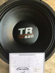 Alto Falante Triton TR620 RMS 4Ohms