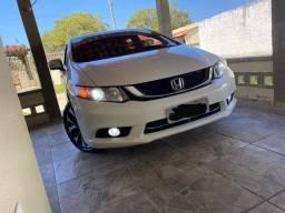Honda Civic Lxr 2015. Carro extra