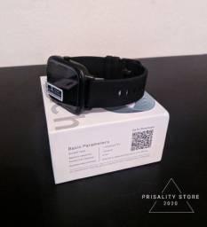 Smartwatch P8 - Preto, Azul e Gold