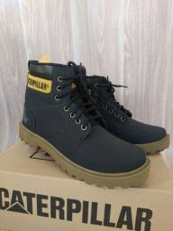 Bota Caterpillar Black