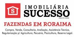 Fazendas em Roraima, temos as melhores áreas, ler descrição do anuncio