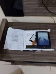 Livro eletrônico lev Saraiva na caixa funcionando perfeitamente sem defeito