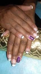 Unha de Gel.. Espaço Nails Sophia