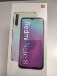 #Lacradinho# Redmi Note 8.. Novo com Garantia e Entrega