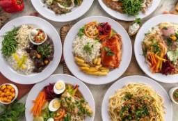 Canário refeições-Servimos marmitex