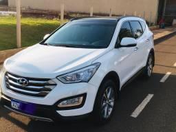 Hyundai santa fé 3.3 v6 2015 7 lugares