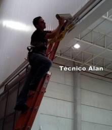 Técnico de Câmeras, Alarme , Cerca Elétrica , Interfone - Guarujá - Baixada Santista