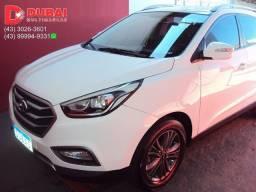2018 | Hyundai IX35 GL 2.0 Flex (Aut.) / Couro / Periciado / Placa B