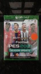 Pes 2021 Xbox One Lacrado