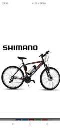 Bicicleta bike elétrica