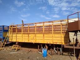 Gaiola para transporte de laranja