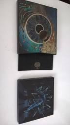 Pink Floyd Pulse Cd Duplo com Led