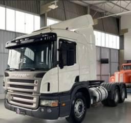 Scania p 340 6×2