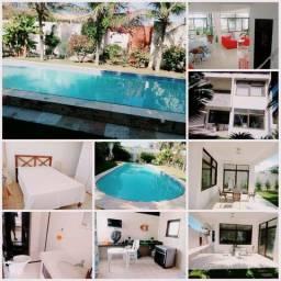 Aluguel de casas na Caponga e Aguas belas fins de semana e feriados.