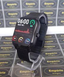 Smartwatch P8PRO Faz e Recebe Chamadas - Entrega Grátis