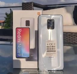 Xiaomi Redmi Note 9 Pro - 128GB Branco (lacrado/pronta entrega)