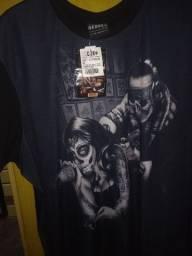 Camisetas 100 reais cada um entrego na estação de guaianases na catraca
