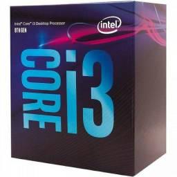 Processador i3-8100