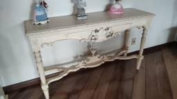Conjunto de sala de estar estilo Luis XV