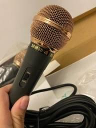 Par De Microfone Samsung Ah59-30001h/06,3mm/ymc-2511