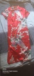 Vestido gueixa japonesa