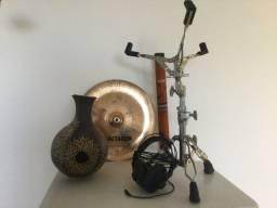 Kit Instrumentos Percussão Studio