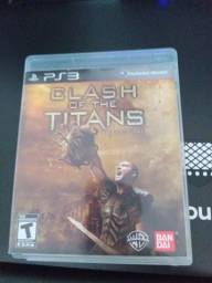 Jogos ps3 Clash of the titans
