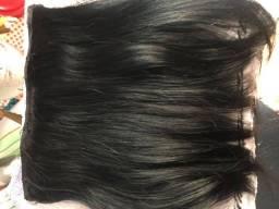 Aplique TicTac cabelo Humano