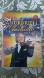 André Rieu Live In Austrália - DVD