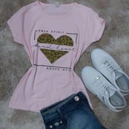 Tshirts feminina