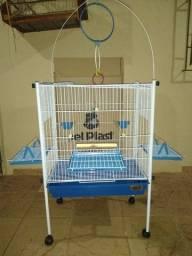 Título do anúncio: Viveiro Para Calopsita Triplex Azul