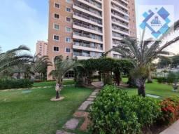 Apartamento com 2 dormitórios à venda, 62 m² por R$ 450.000 - Fátima - Fortaleza/CE