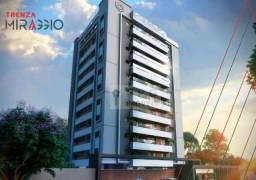 LANÇAMENTO: TRENZA MIRAGGIO , Torre única com 07 tipos de planta, desde Studio a 03 dormit