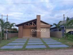 Casa com 4 dormitórios à venda, 168 m² por R$ 550.000,00 - Cumbuco - Caucaia/CE