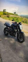 Kawasaki ER6-N 650cc Baixa KM/Full Acessórios